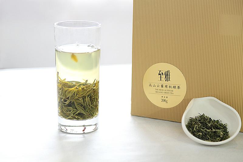 高山茶的N个优点——香气特别高