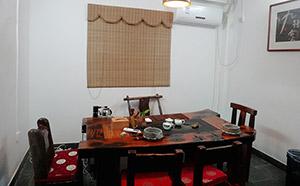 九狮寨茶馆