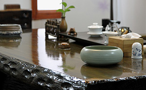 九狮寨高山云雾茶茶馆