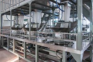 九狮寨高山茶生产设备