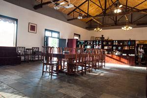 九狮寨高山茶工厂办公室