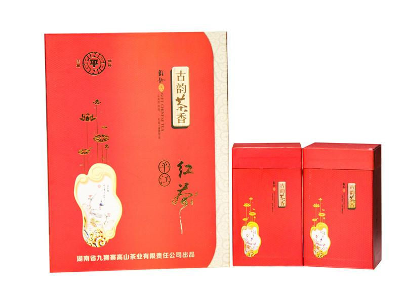 平字牌平江红茶